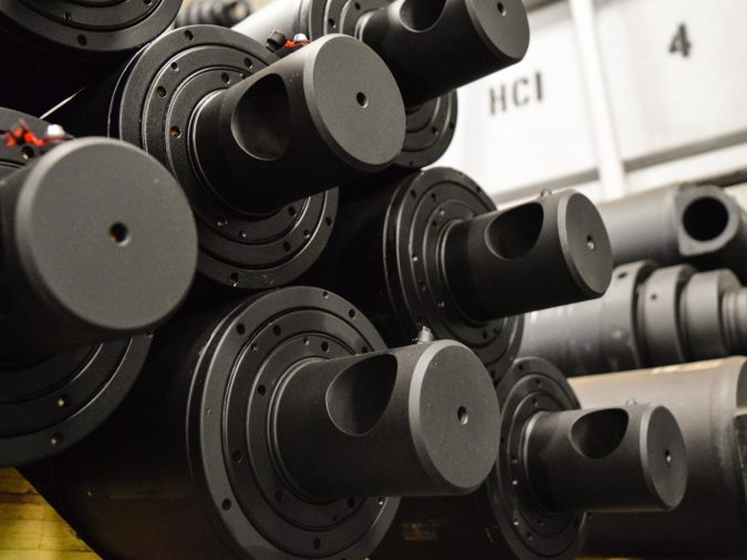 Replacement Hydraulic Cylinders and Components